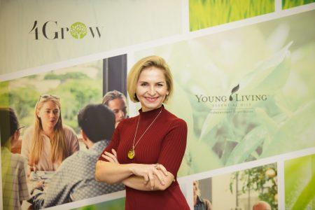 mentore Jolanta Puziene